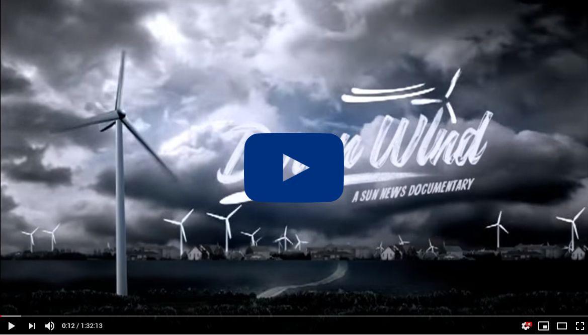 The truth about Wind Farms